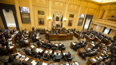 Virginia Senate passes Equal Rights Amendment