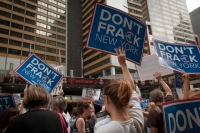 Fracking Movement Wins As NY Bans Fracking