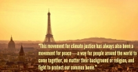 Climate Justice Advocates Say COP21 Mobilization in Paris More Important Than Ever