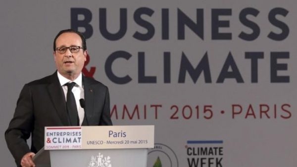 Business Leaders Call for Global Climate Deal, Net Zero Emissions