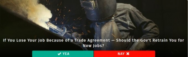 TAA Will Offer Little Help to Workers Hit Hard by Trade