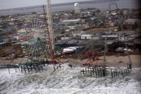 FEMA to States: No Climate Planning, No Money