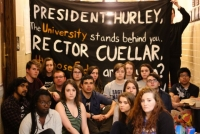 Commentary: UMW professors back student sit-in for divestment in fossil fuels