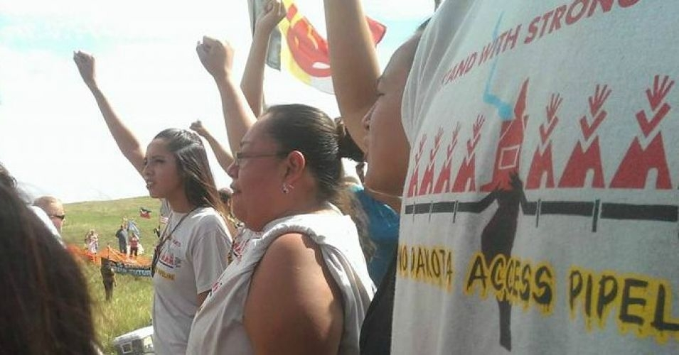 IThe Big Difference at Standing Rock Is Native Leadership All Around