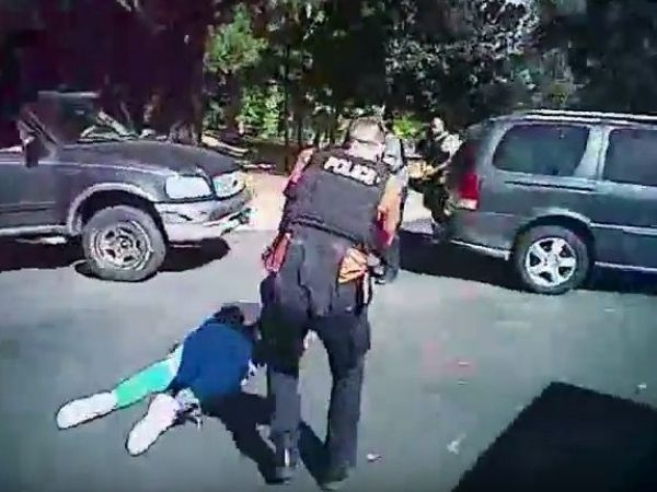 IBREAKING: Cop Who Shot Keith Scott on Video Will Not Be Charged