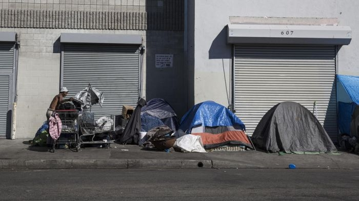 IReport on L.A. city homelessness plan gives a sobering picture of the struggle ahead