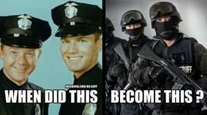 Militarization of Police in America – what does it mean for the nation?